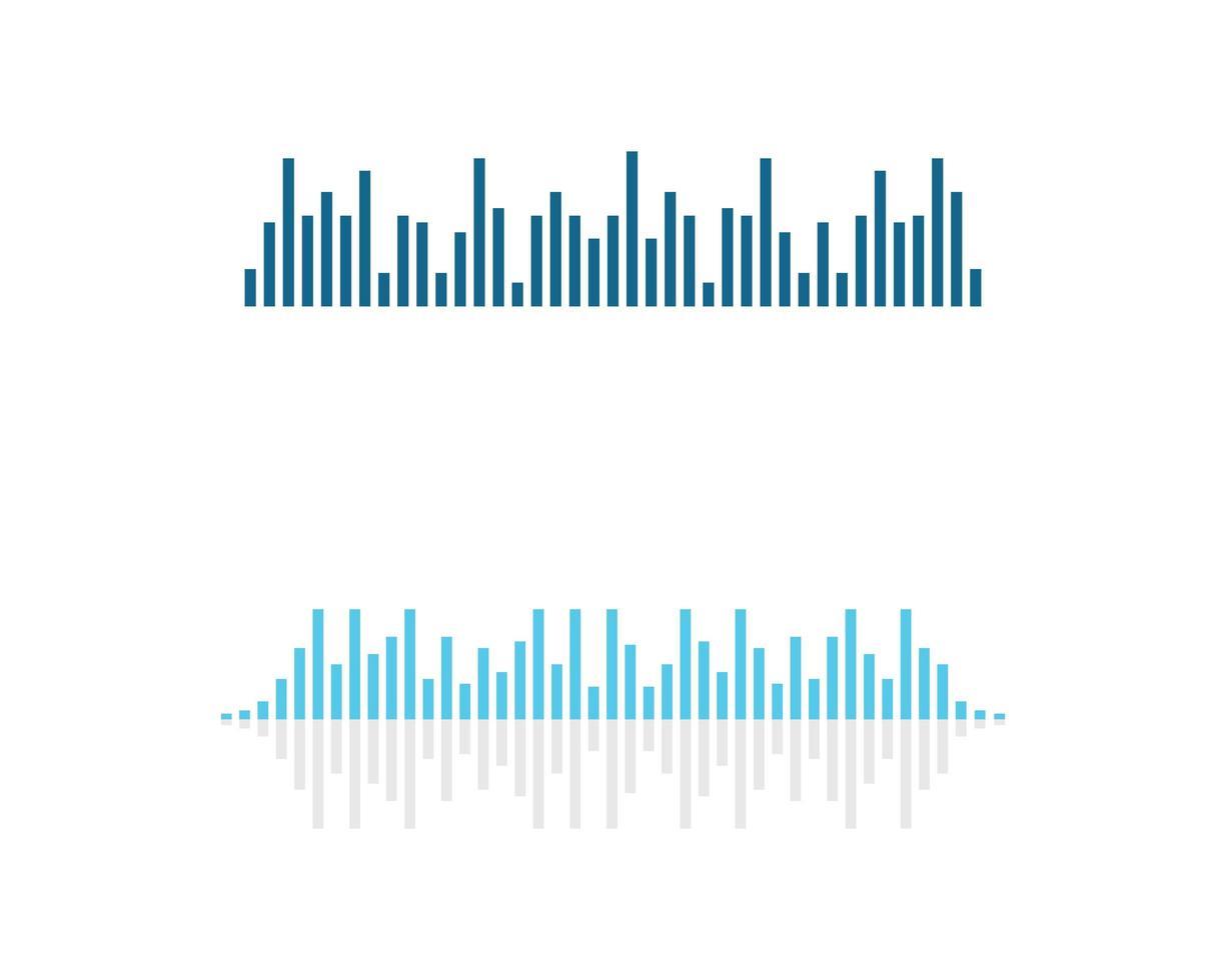 Sound Wave Symbol Illustration vector