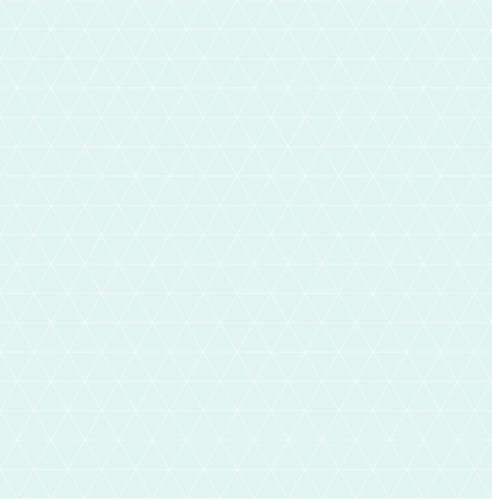 Fondo de triángulo azul claro geométrico abstracto vector