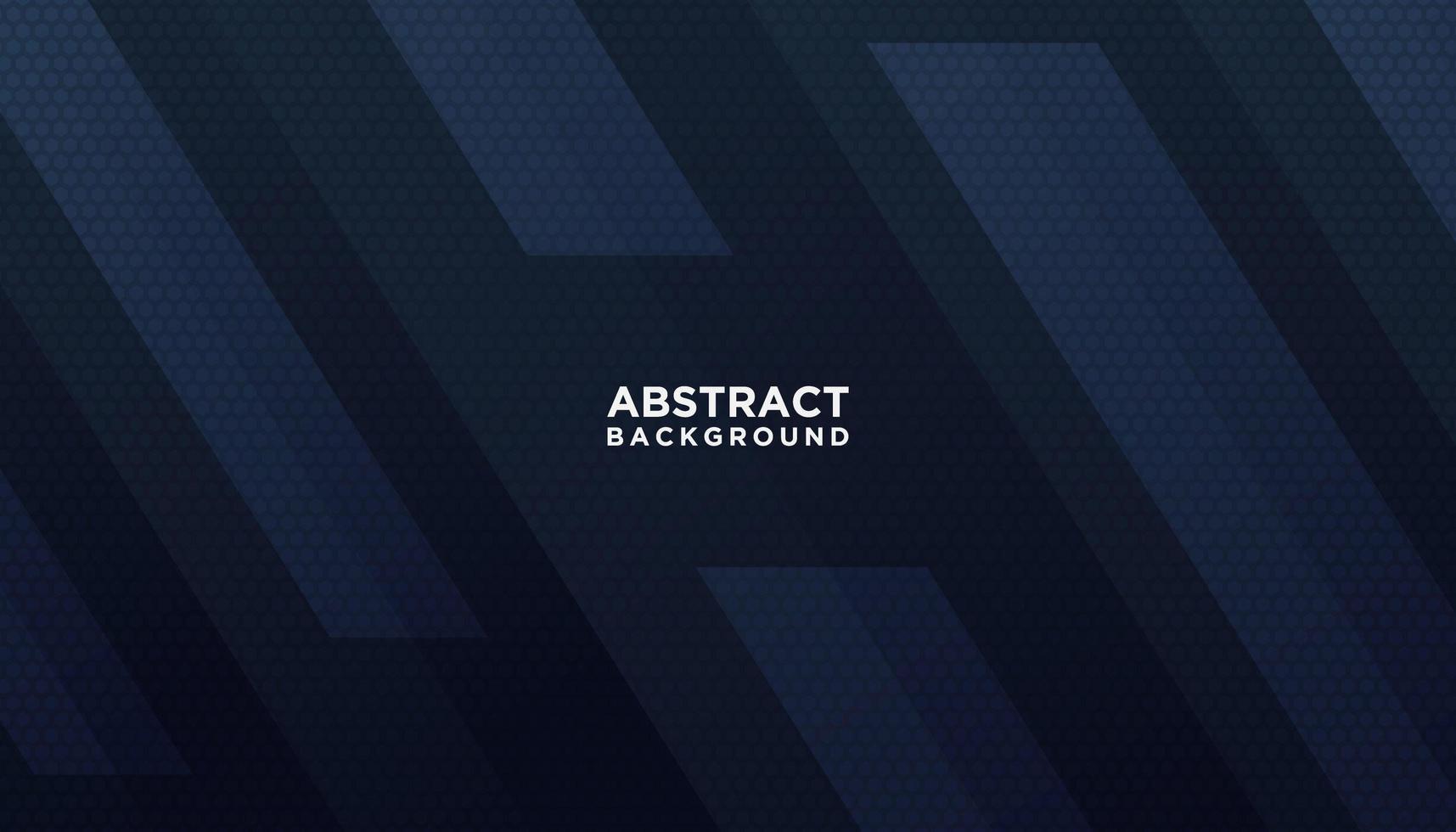Fondo geométrico de movimiento abstracto azul oscuro vector