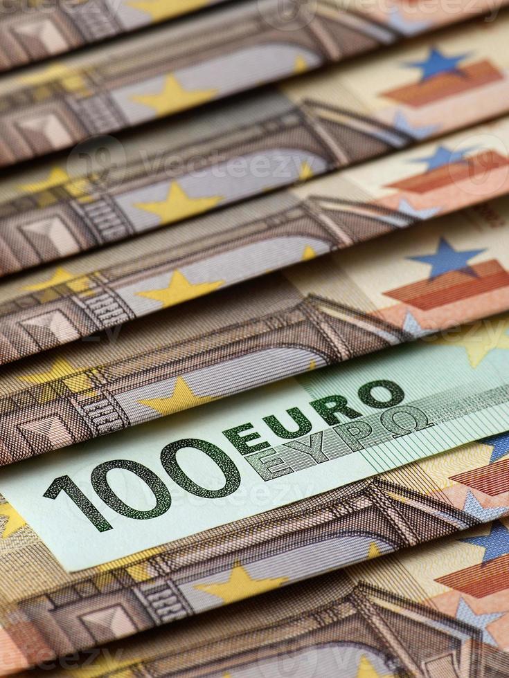 One hundred euro photo