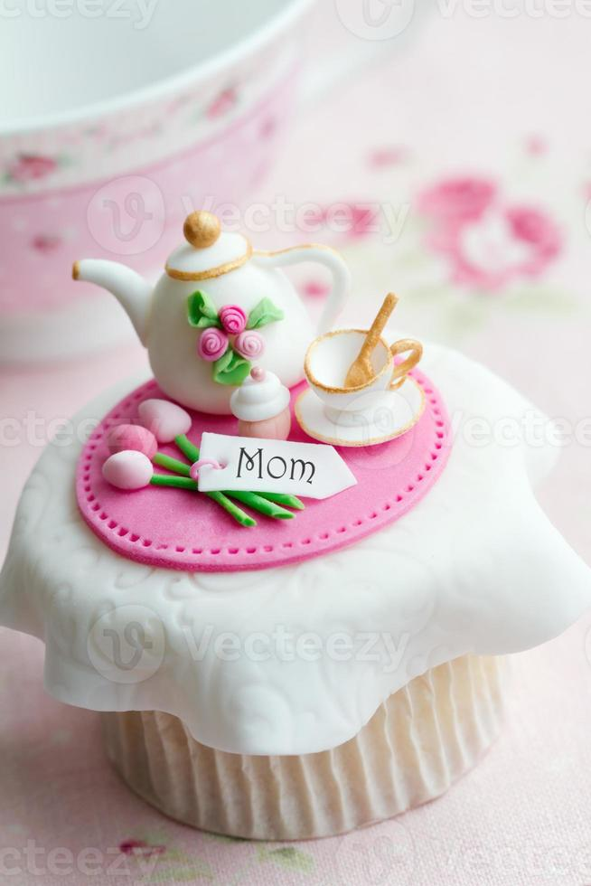 Mother's day cupcake photo