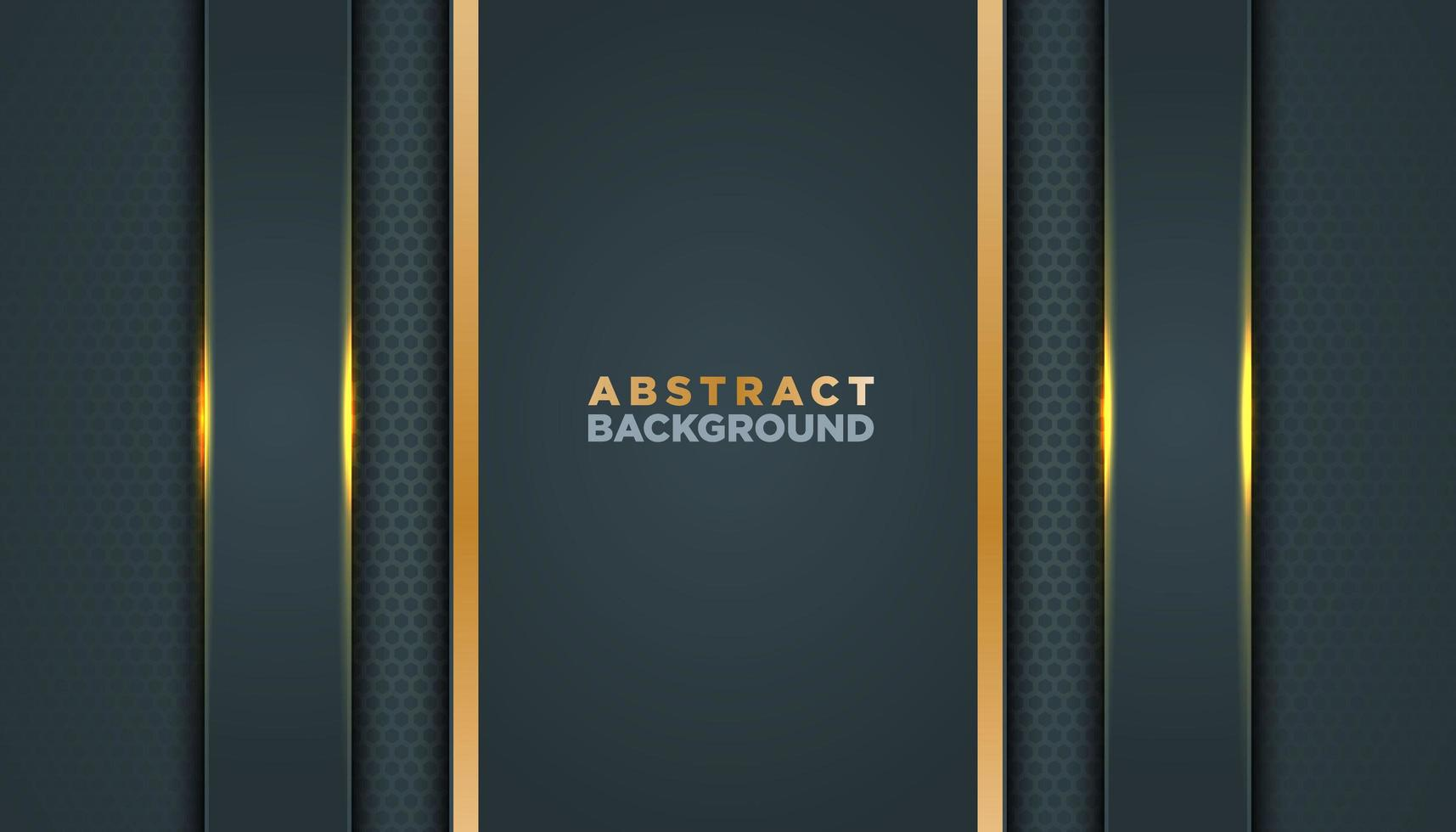Fondo abstracto gris con capas verticales rectas vector