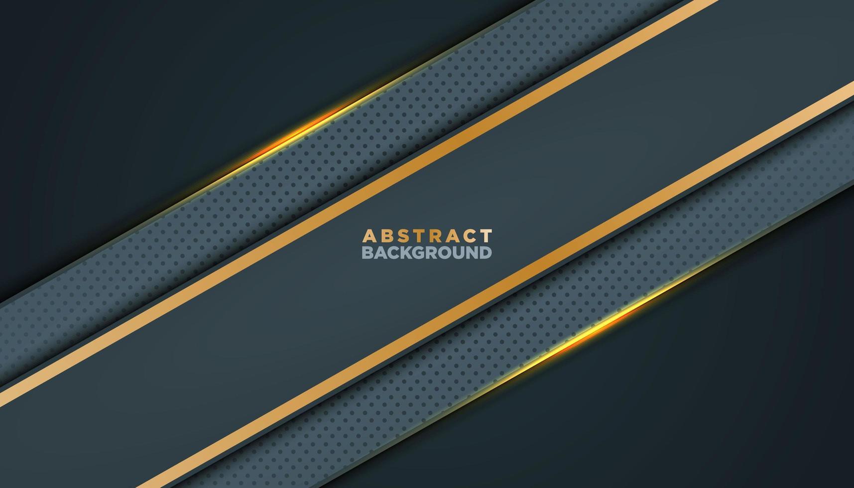 Fondo abstracto gris con capas diagonales vector