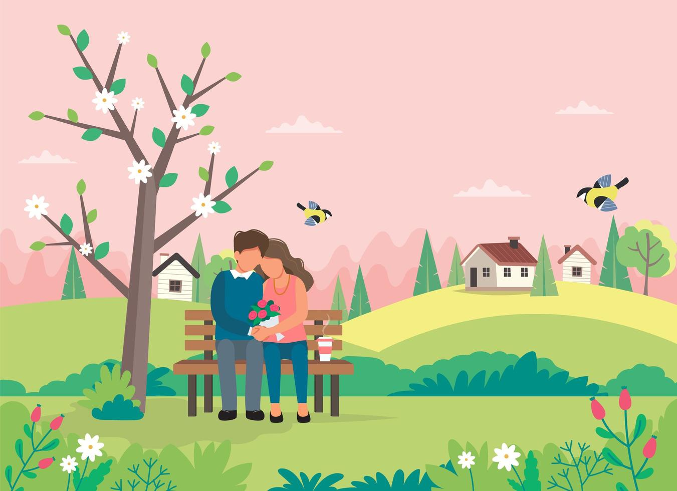 Couple in love clipart. Free download transparent .PNG   Creazilla