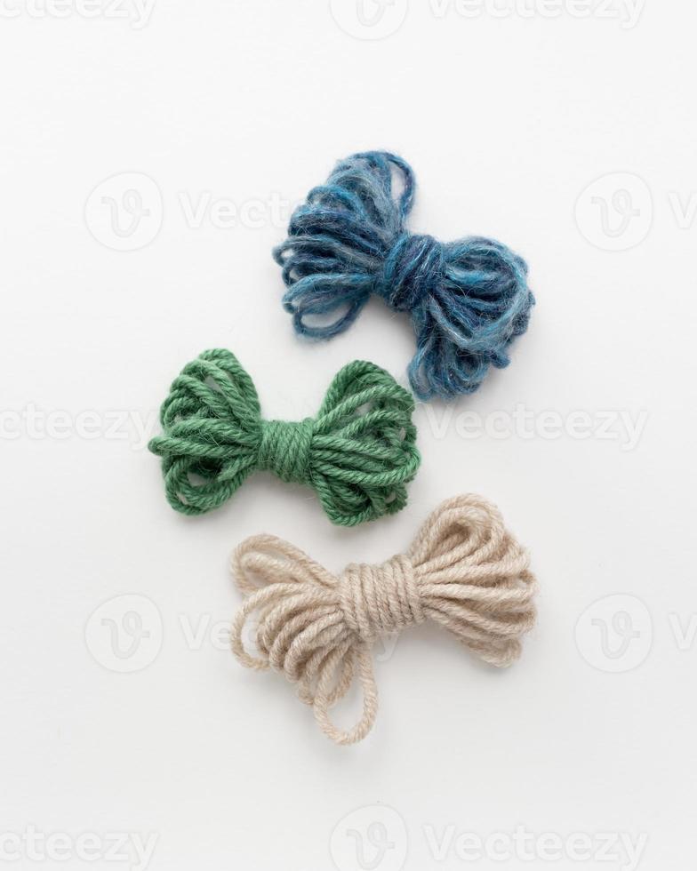 Yarn photo