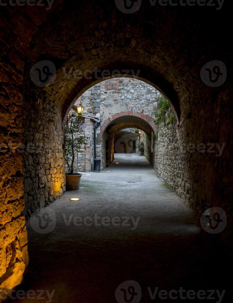 Radda In Chianti. Tuscany. Italy. Euroopa. photo