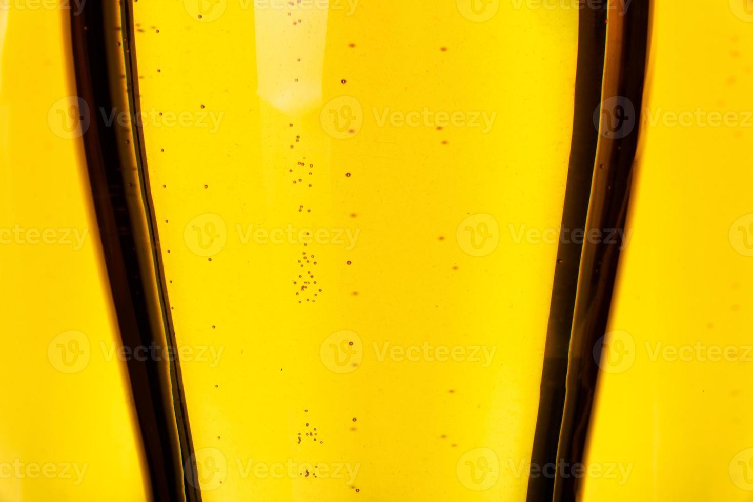 Beer close-up photo