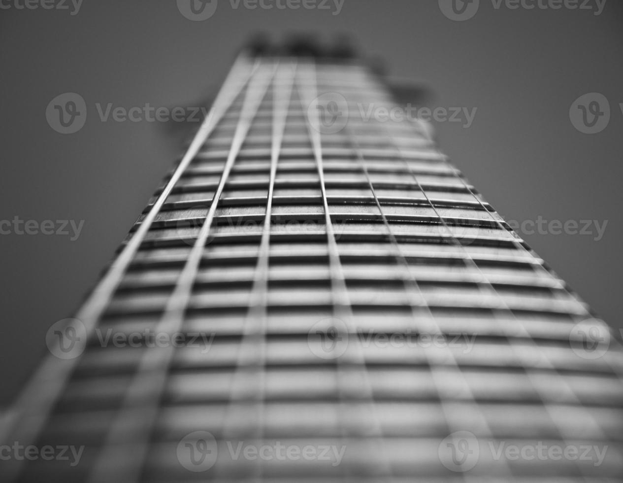 Guitar close-up. photo