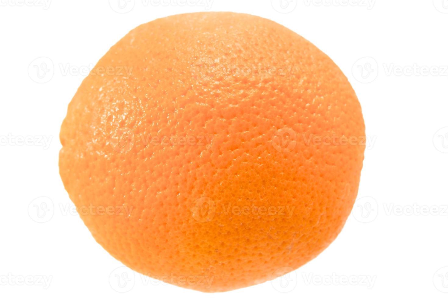 Naranja de cerca. foto
