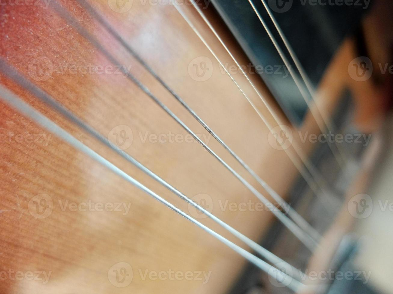 Vintage: Mandolin close-up photo