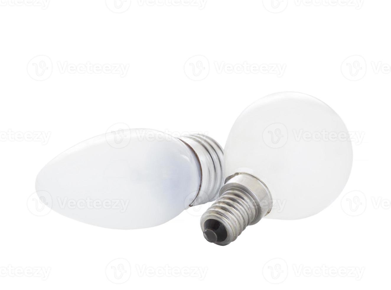 light bulbs, close-up photo