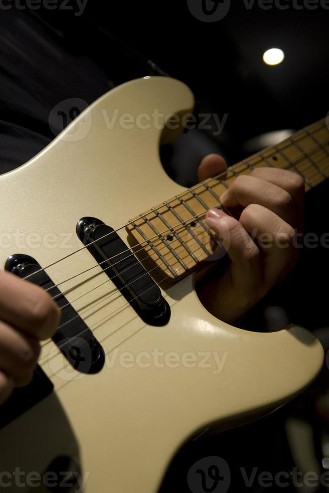 Guitarist Live photo