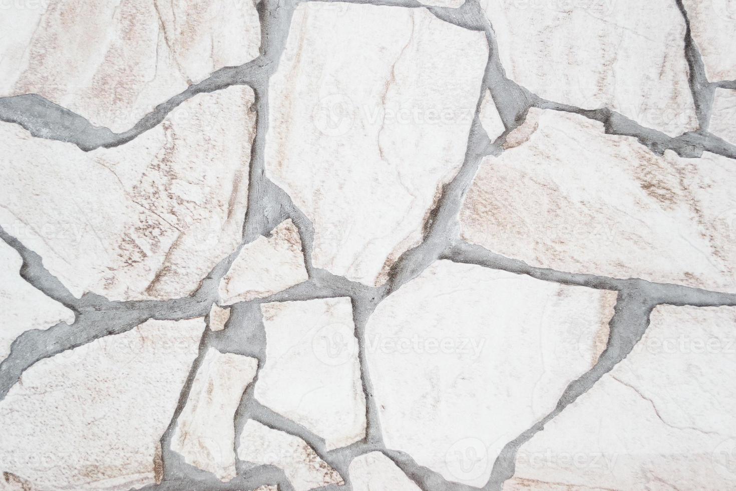 Fondo de piedras de cerca foto