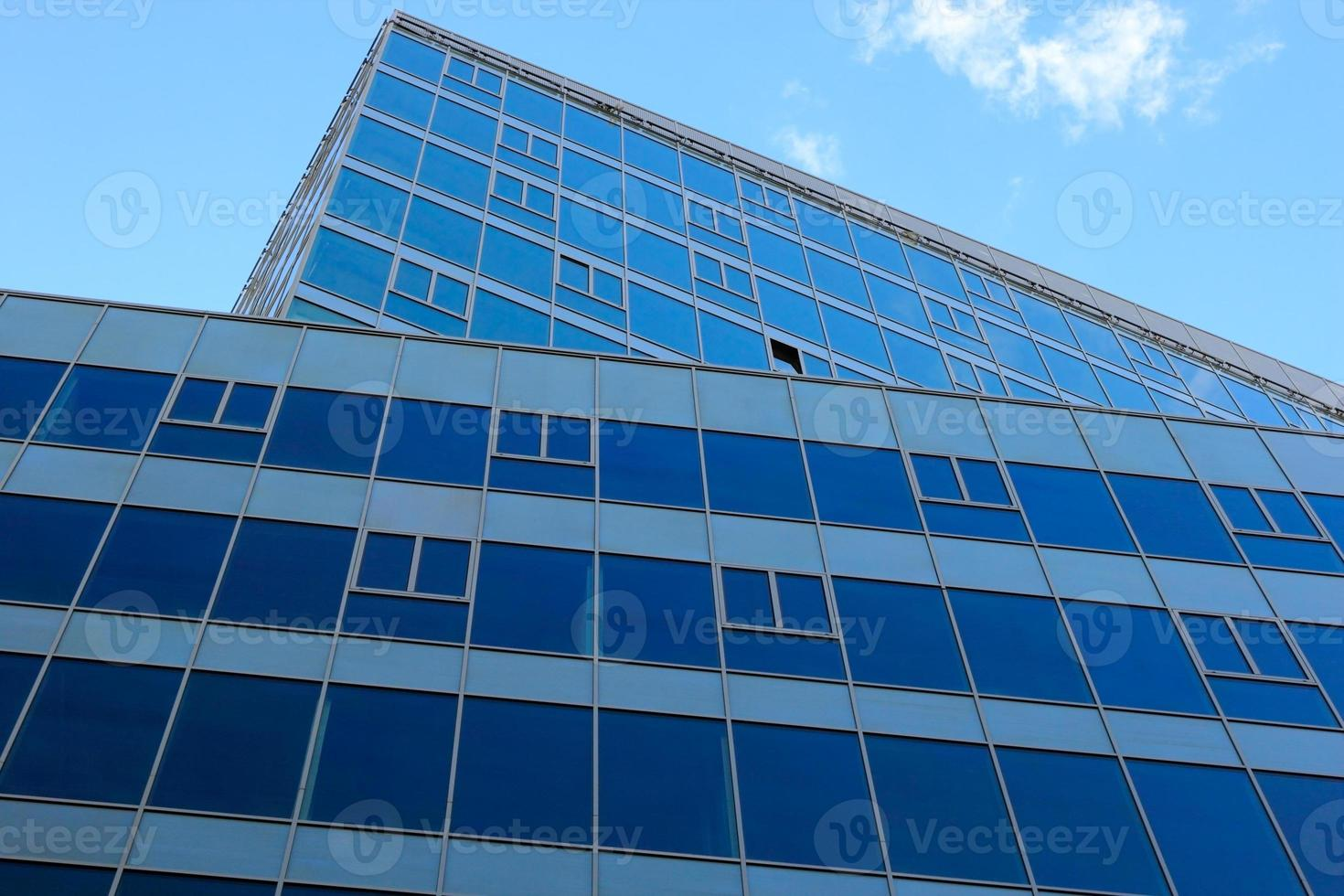 Office building. Close up. photo