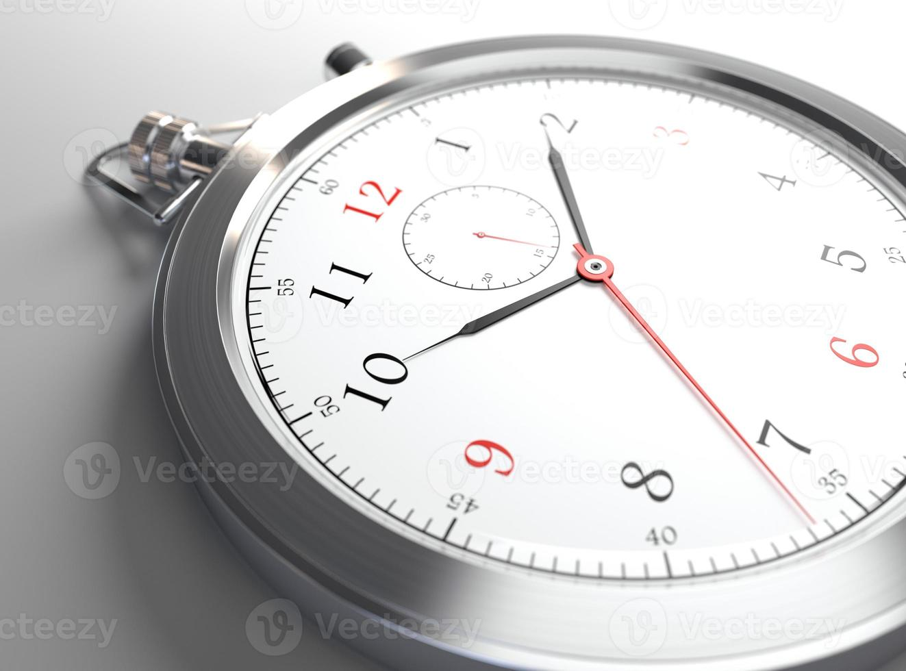 Clock close-up photo