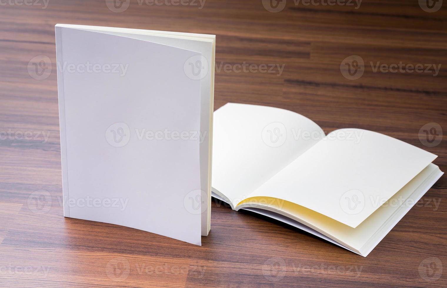 Blank catalog,brochure, magazines,book mock up photo
