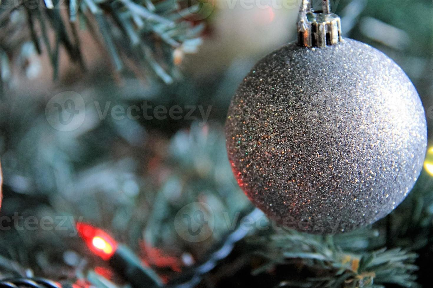 Decoración navideña foto
