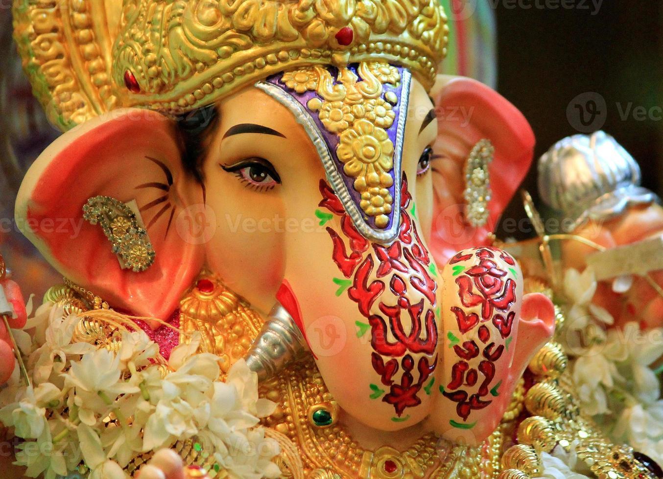 ganpati-el dios elefante foto