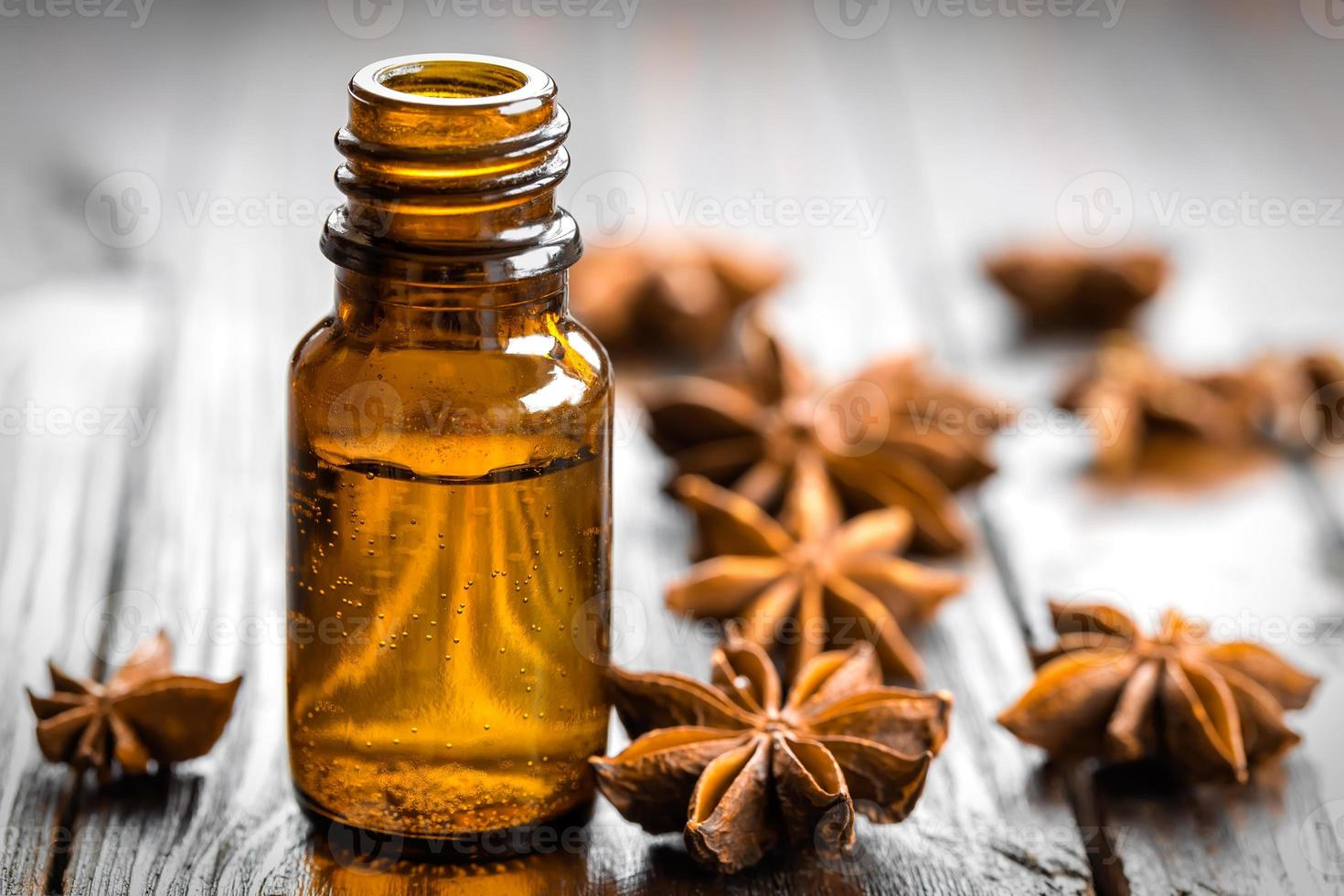 Anise oil photo