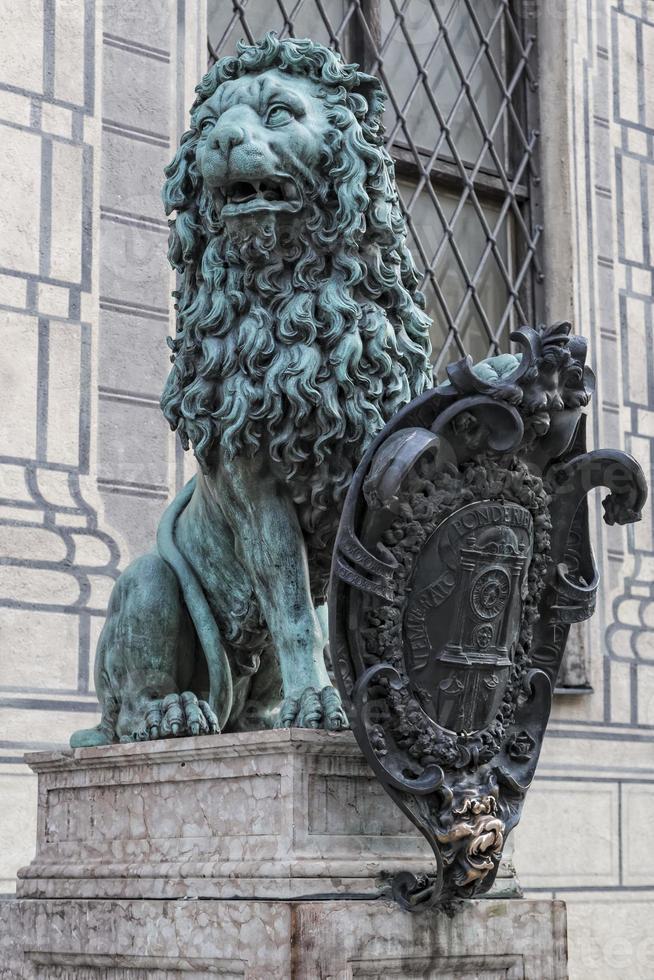 Bavarian Lion photo