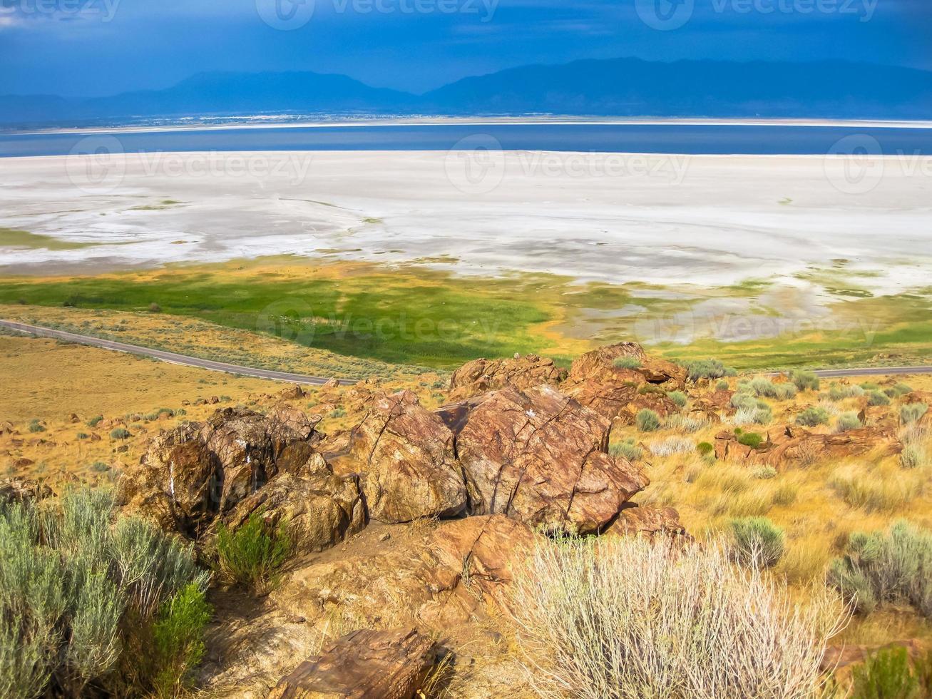 Antelope Island Utah photo