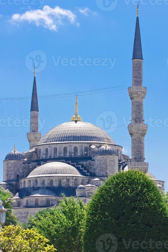 mezquita Azul foto