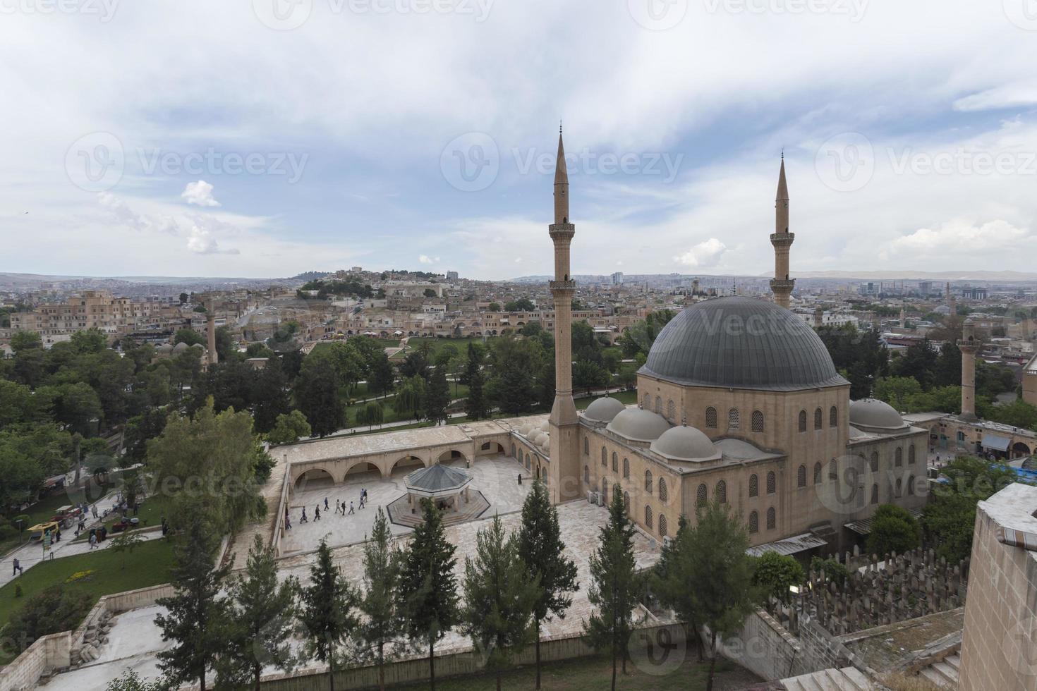 Sanliurfa city, Turkey photo