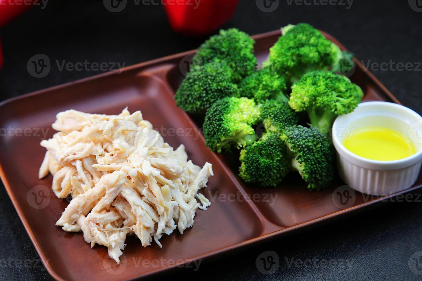 Chicken breast meat photo