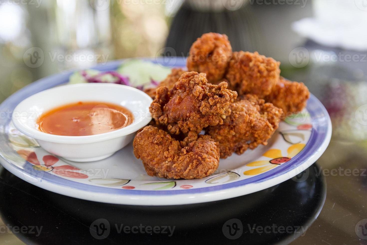 fried chicken photo