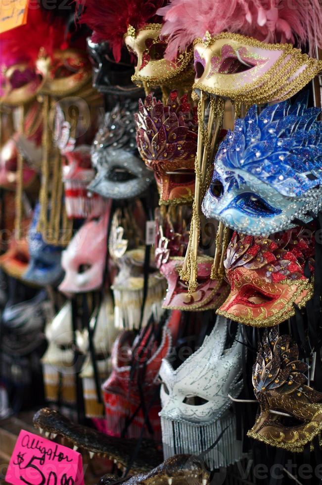 Mardi Gras Masks photo