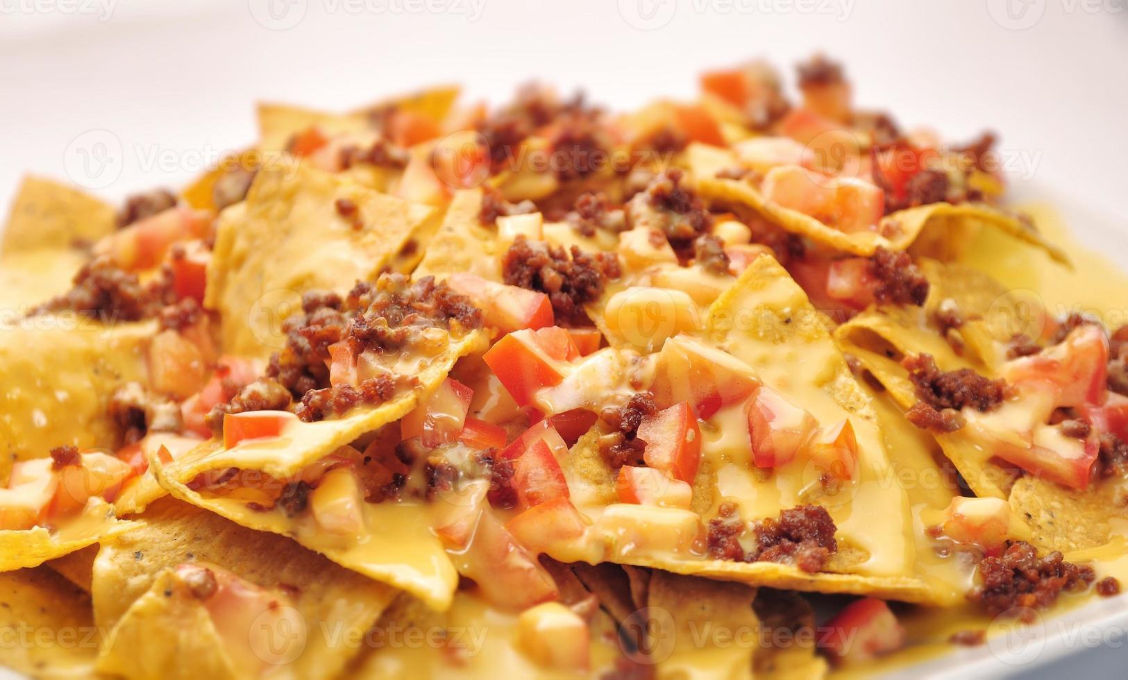 cielo nachos foto