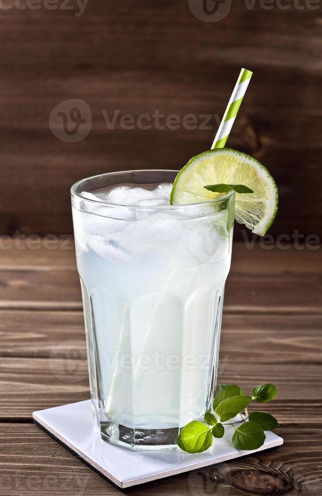 bebida fría foto