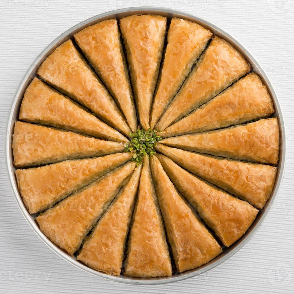 Turks dessert: baklava foto
