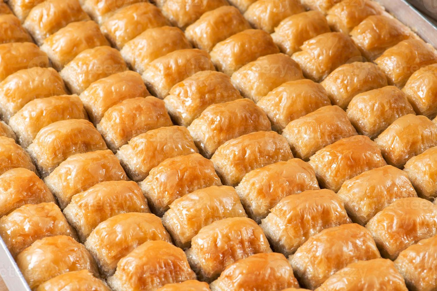 Turkish Dessert :Baklava photo