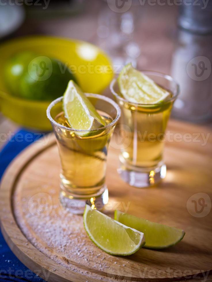 doses de tequila foto
