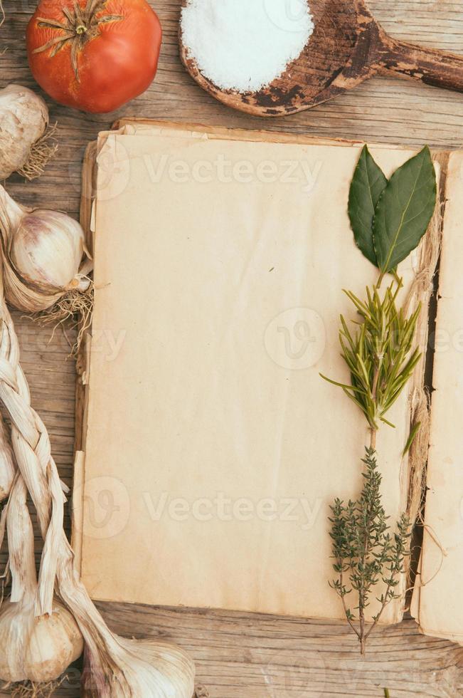 receta mediterranea foto
