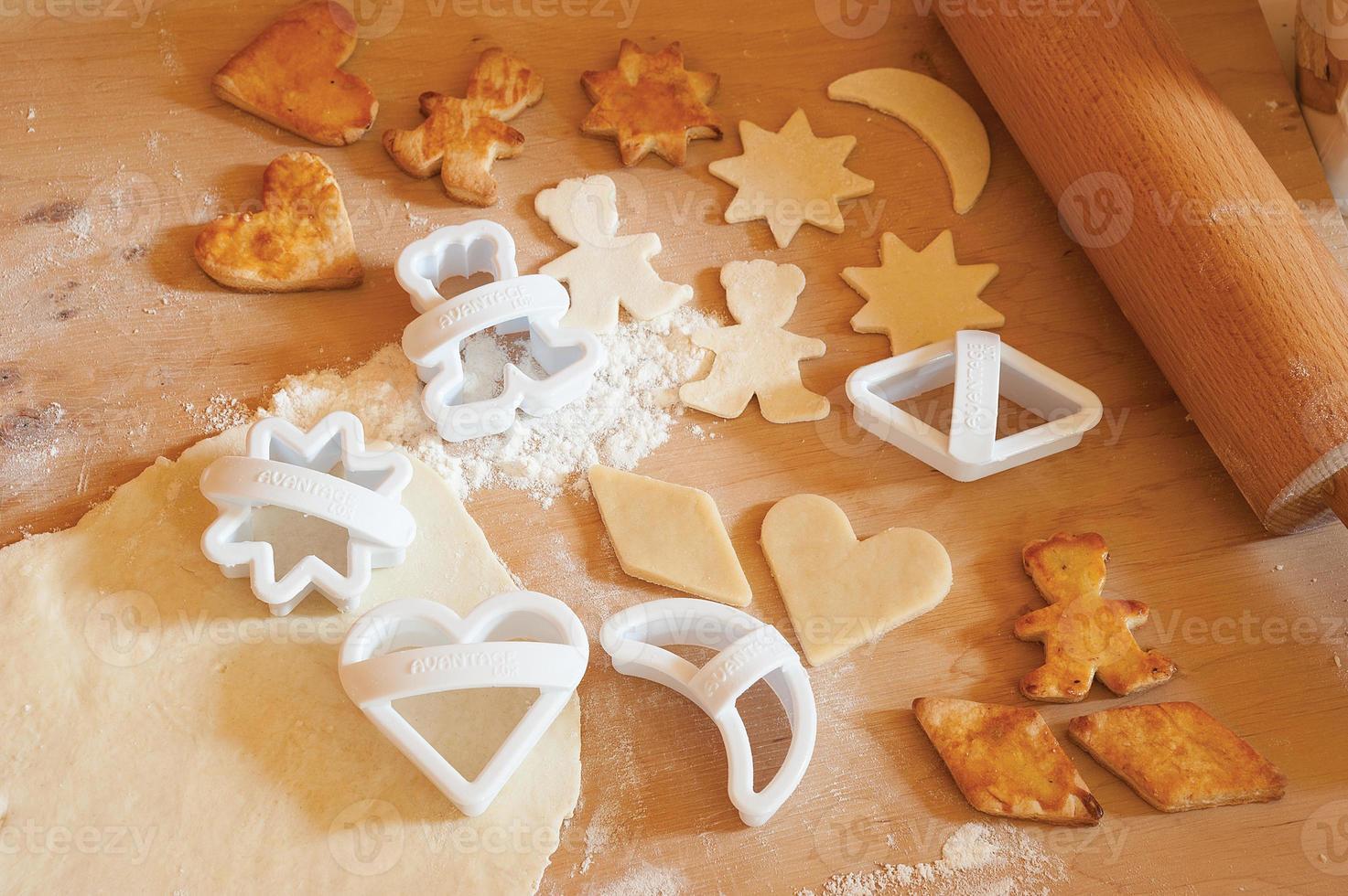 cortador de galletas foto