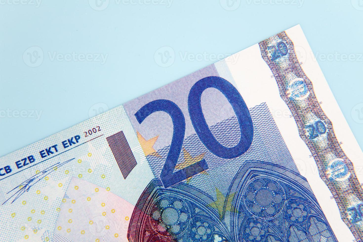 20 euro note photo