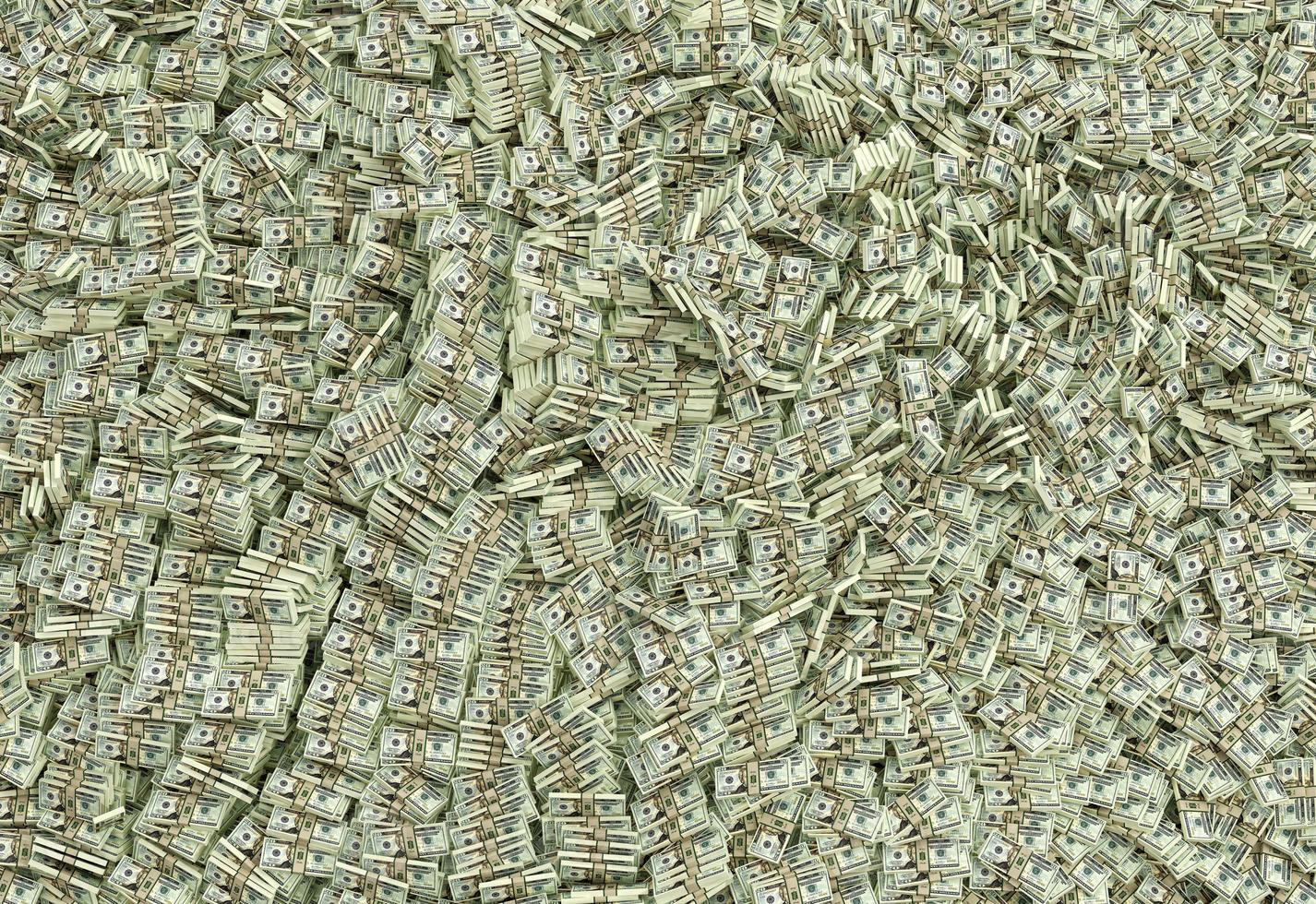 millones de dolares foto