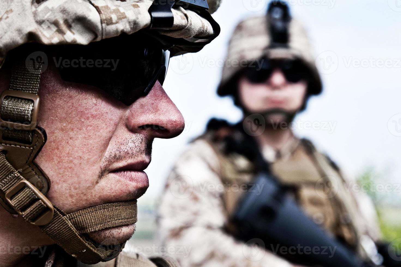 nosotros marines foto