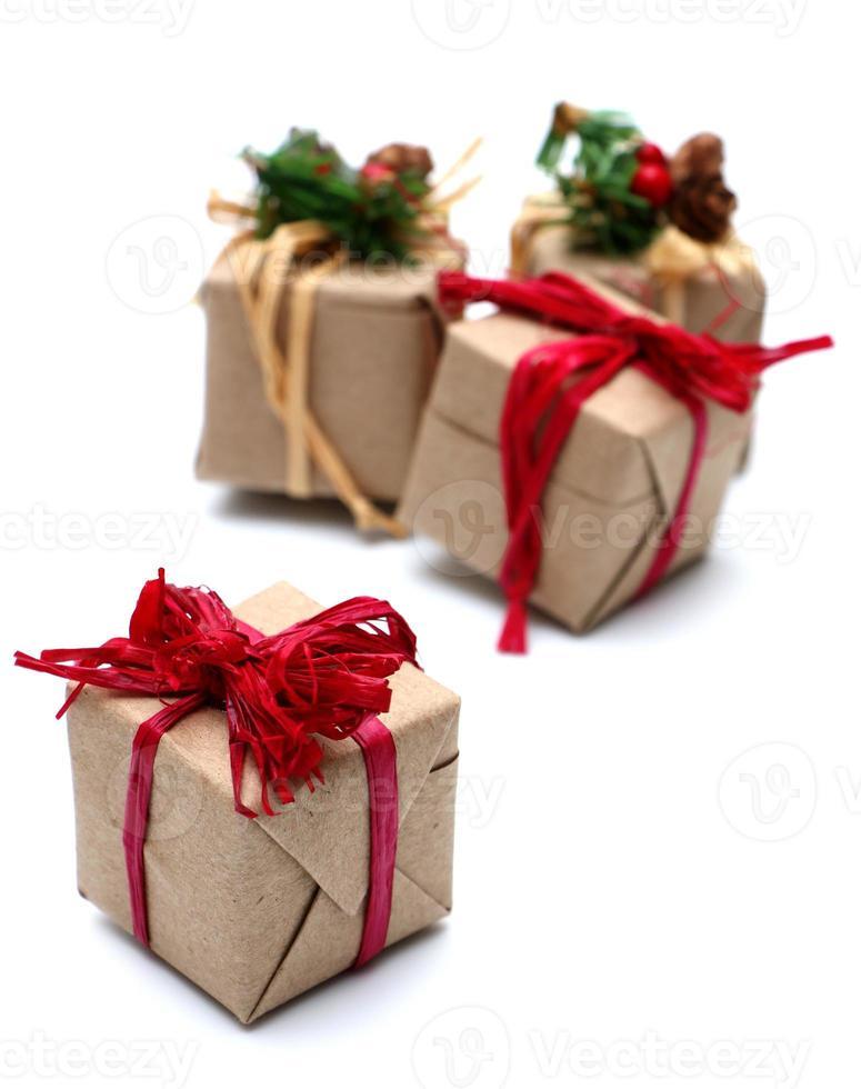 regalo de Navidad foto
