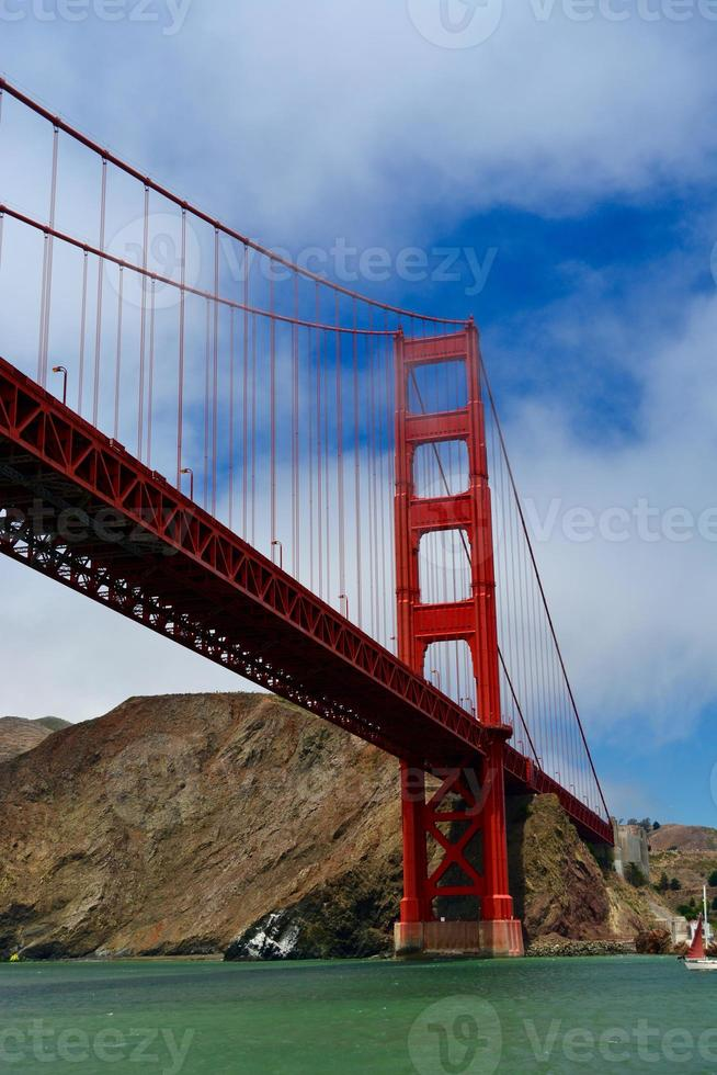 Puente Golden Gate, San Francisco foto