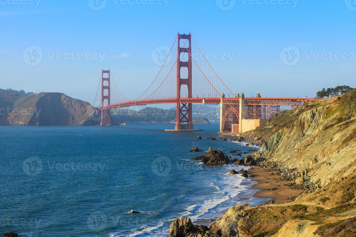 Puente Golden Gate en San Francisco foto