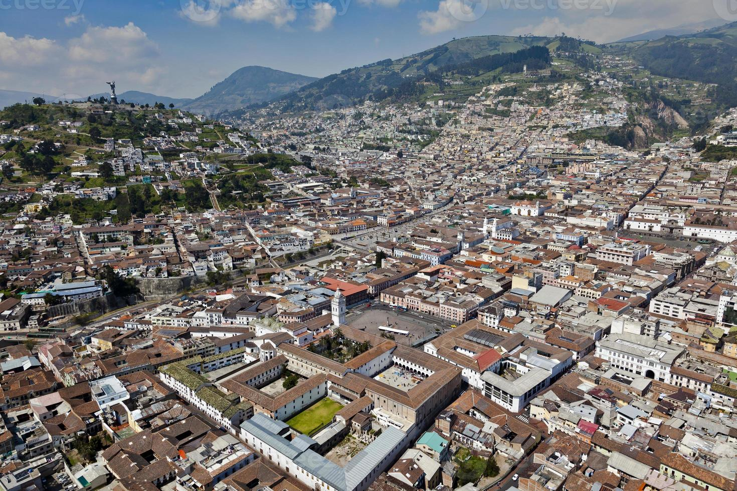 Quito colonial World Cultural Heritage, photo