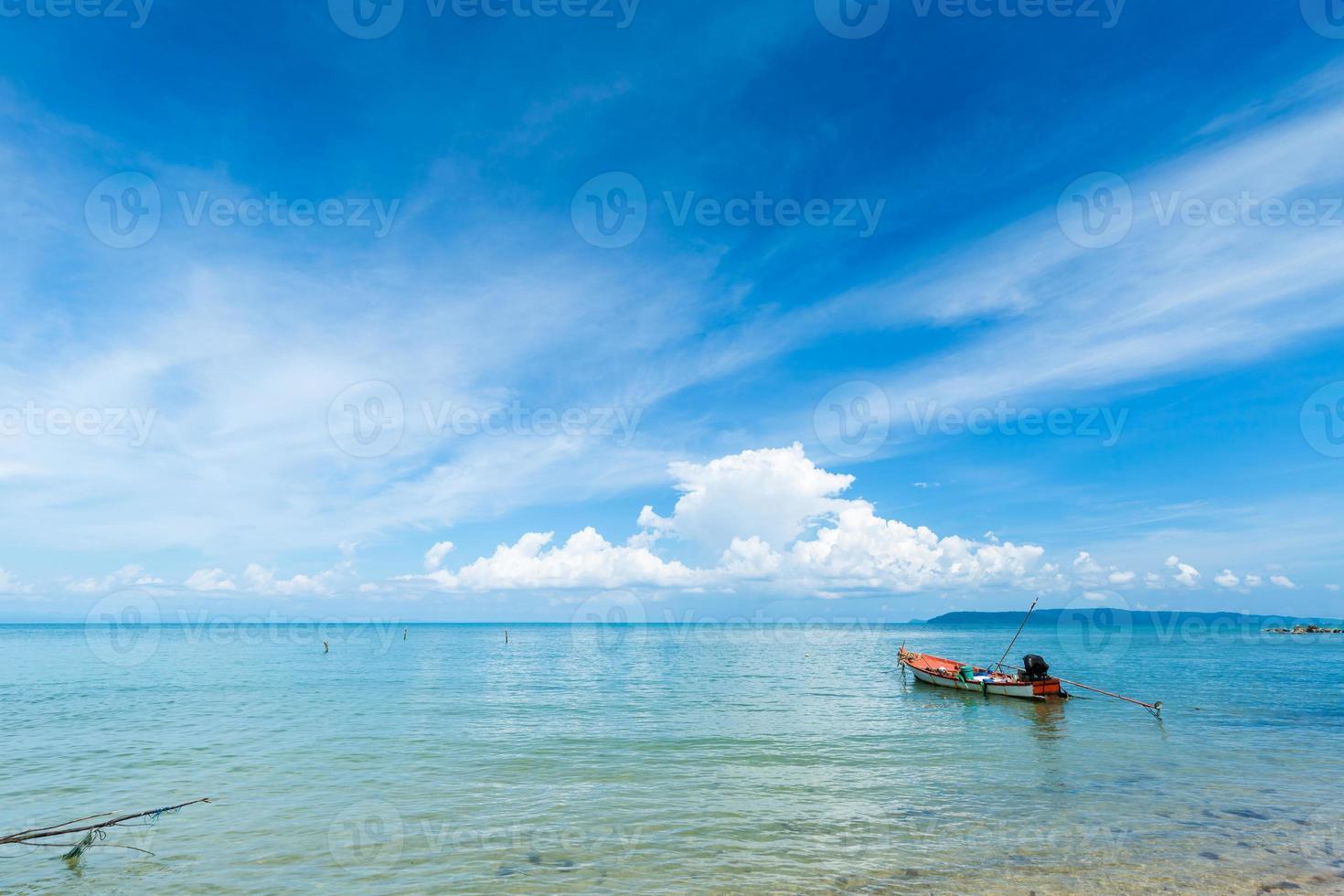 la playa foto