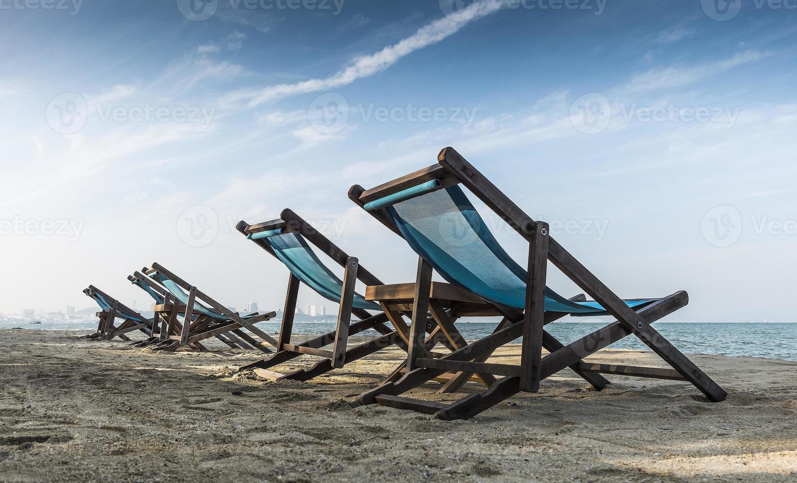 Beach Chairs photo