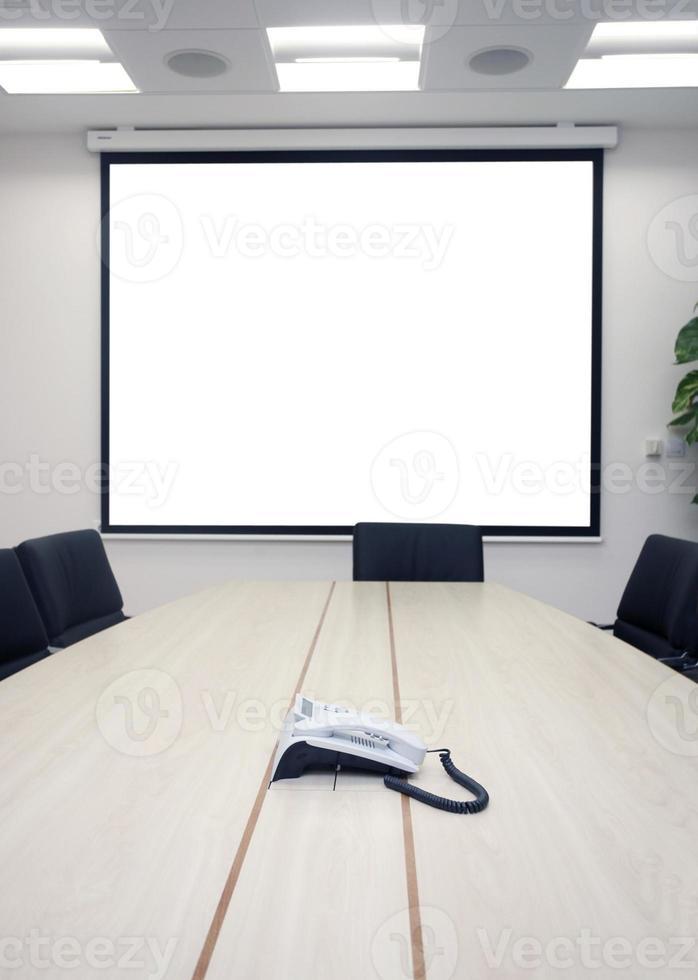 reunión de negocios de oficina foto