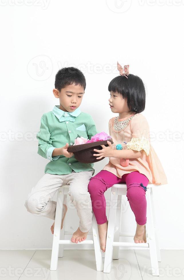 Fashion kids photo