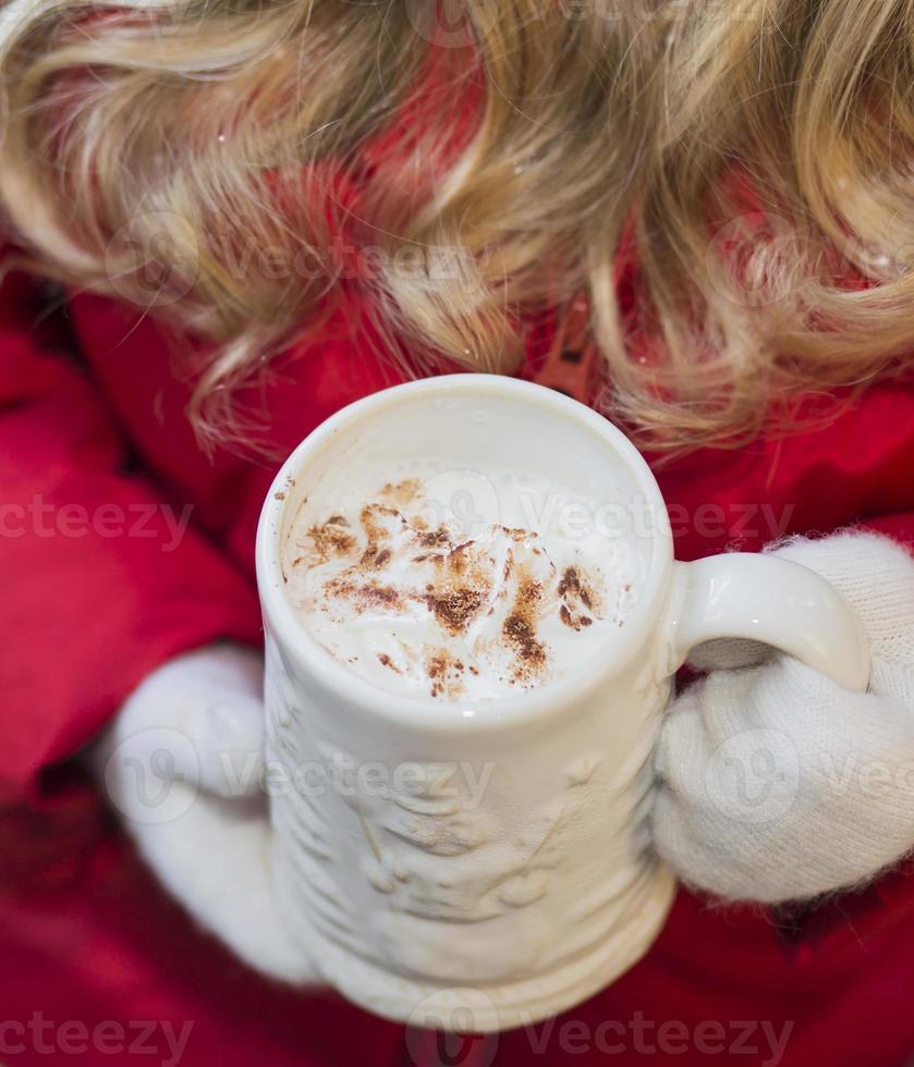 Warm Mittens & Mugs photo