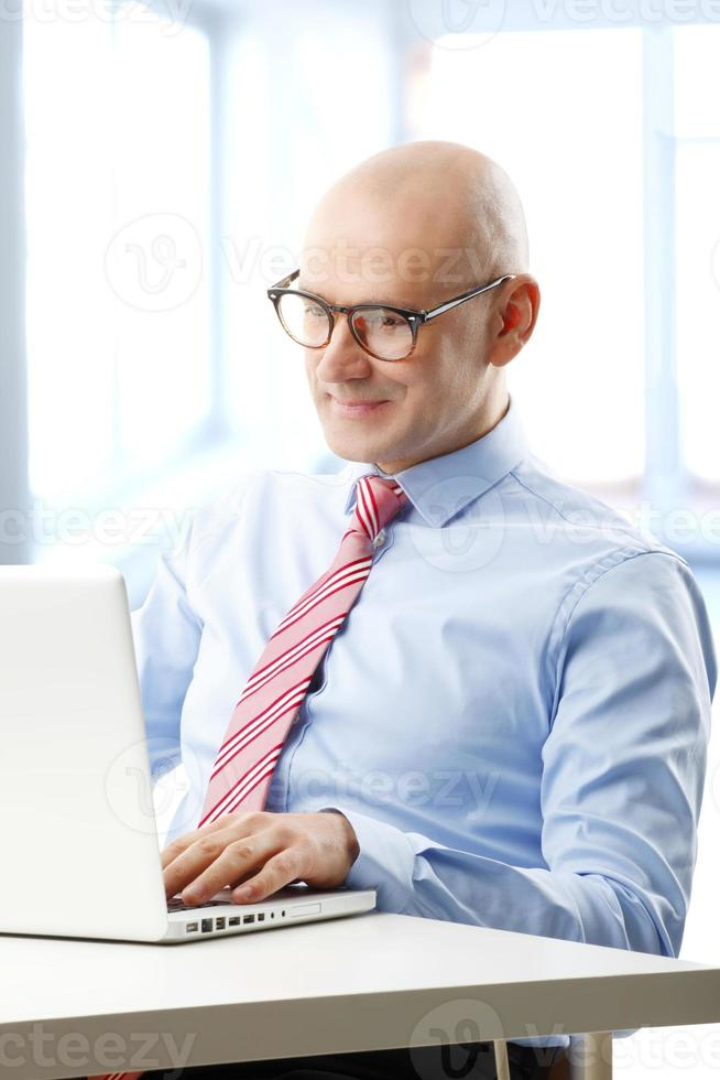 Financial analyst photo